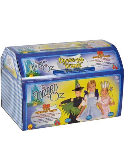 Dorothy, Glinda og Heksen fra Trolmmannen fra Oz Jentekostyme