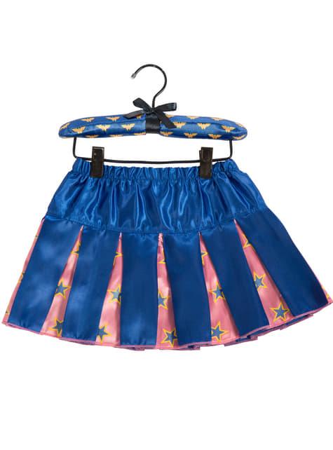 Girls Wonder Woman My Super Bestfriends Skirt