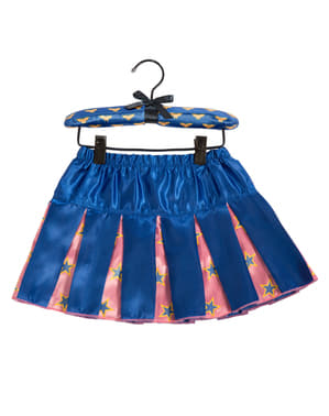Girls Wonder Woman My Super Bestfriends Skirt