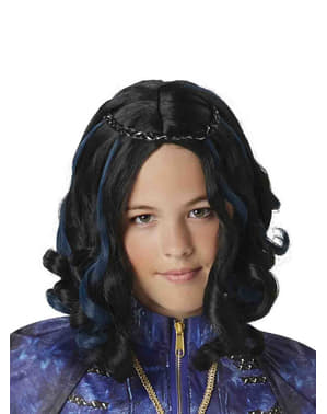 Evie Descendants wig