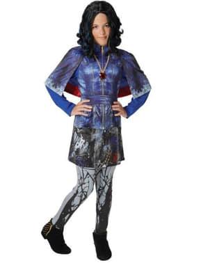 Costume Evie Descendants per bambina