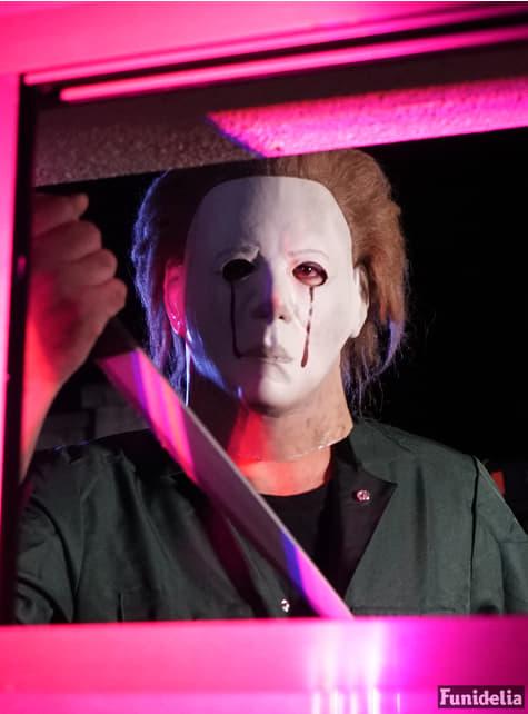 Tears of Blood Michael Myers Halloween II Mask