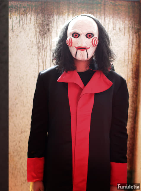 Máscara da marionete Billy de Saw
