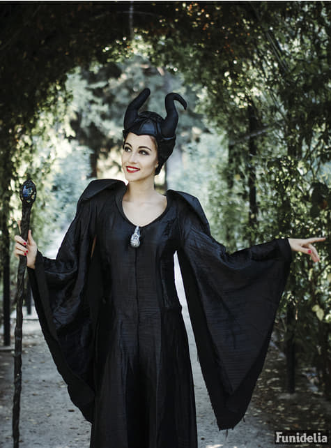Kostým Zloba Královna černé magie Maleficent