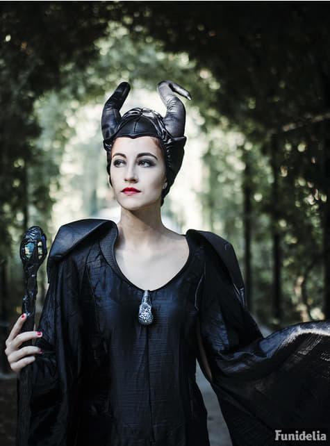 Kostým pro dospělé Zloba: Královna černé magie deluxe