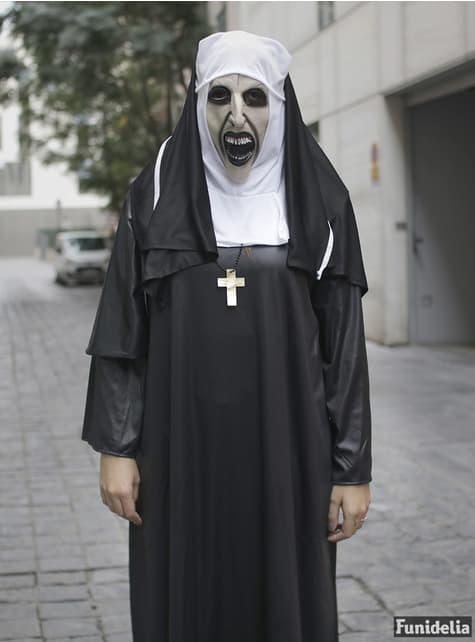 Máscara de Valak para adulto - La Monja - para tu disfraz
