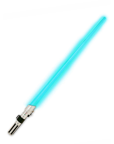 Anakin Skywalker The Clone Wars lightsaber