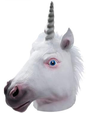 מסכת Unicorn לאטקס
