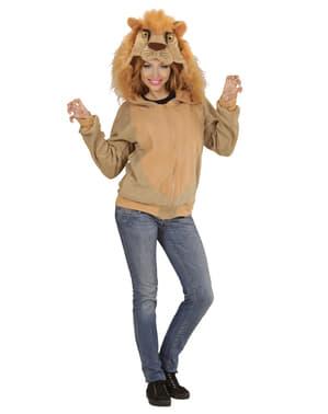Jacka lejon för vuxen