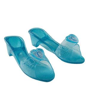 Sapatos d' A Cinderela para menina