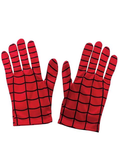Luvas de Homem-Aranha para menino