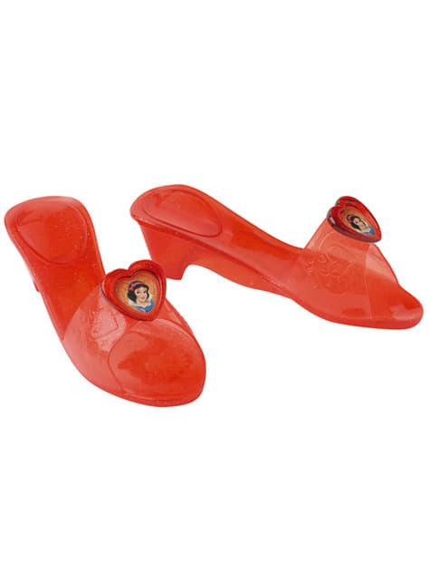 Zapatos de Blancanieves