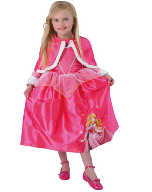 Costum Aurora Winter pentru fată
