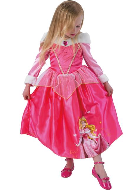 Disfraz de Aurora Winter para niña - niña