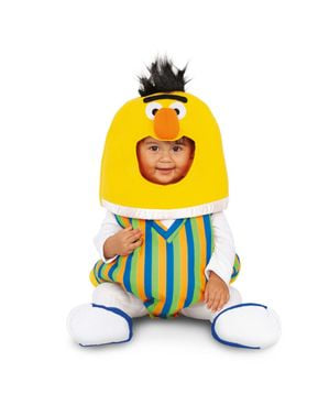 Bert Sesamstraße Balloon Kostüm für Babys