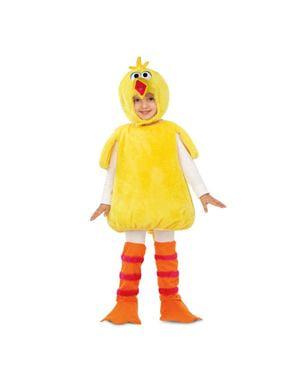 Kostým Big Bird Sezamová ulica pre deti