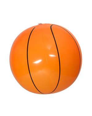 Bola de basquetebol insuflável