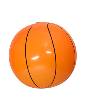 Nafukovací míč na basketbal
