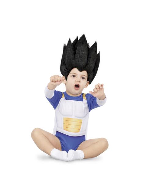Dragon Ball Vegeta Kostyme til Gutter