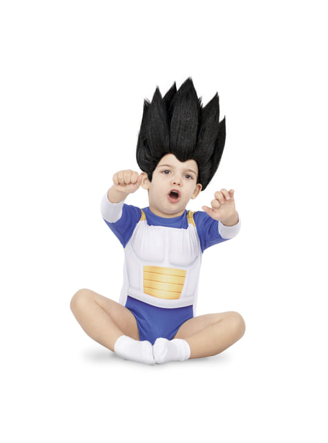 Kostium Vegeta Dragon Ball dla chłopców