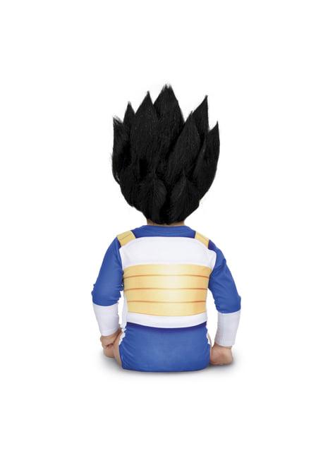 Dragon Ball Vegeta kostuum voor jongens - baby