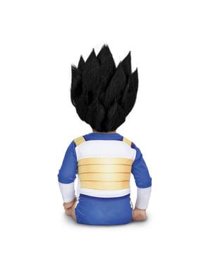 Vegeta Dragon Ball kostuum voor baby's