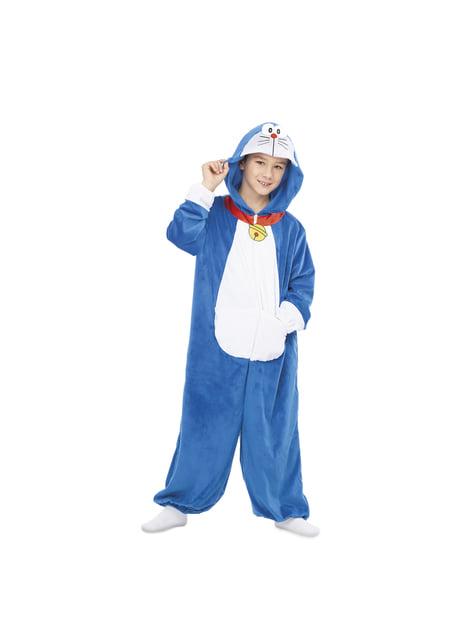 Disfraz de Doraemon onesie infantil - infantil