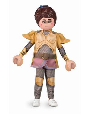 Fato de Marla Playmobil para menina