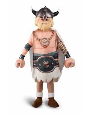 Disfraz de Charlie Playmobil para niño