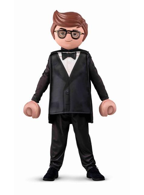 Disfraz de Rex Playmobil para niño