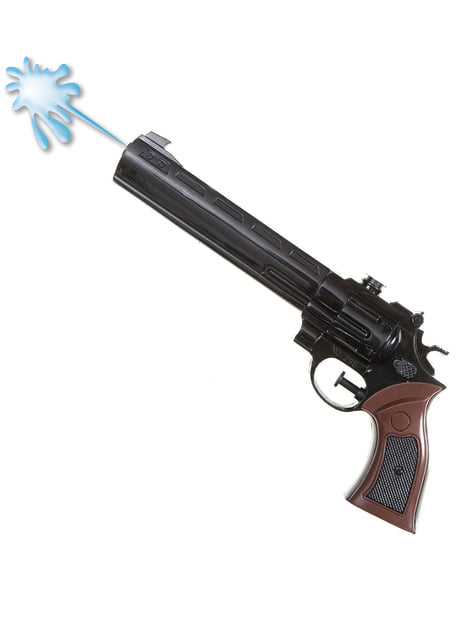Pistola de agua de vaquero - para tu disfraz