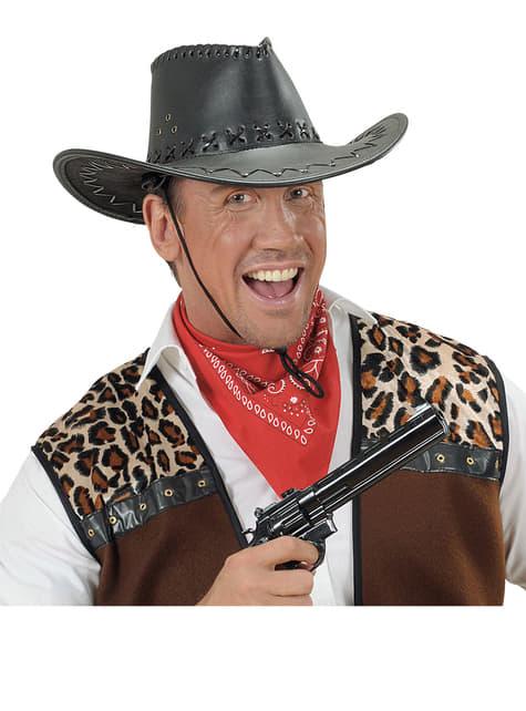 Pistola de agua de vaquero - Halloween