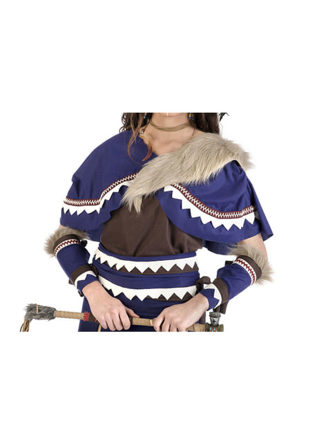 Indian Warrior Costume for Women - woman