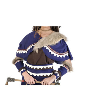 תלבושות לוחם הודיות עבור נשים