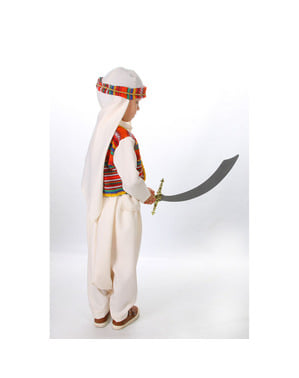 Arab Emir Costume for Boys
