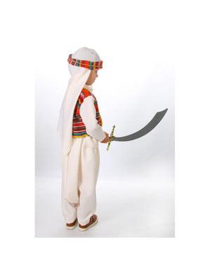 Strój Emir Arabski dla chłopców