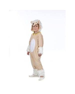 Llama Costume for Kids