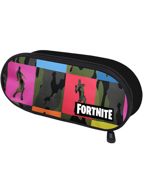 Estojo de Fortnite multicolorido