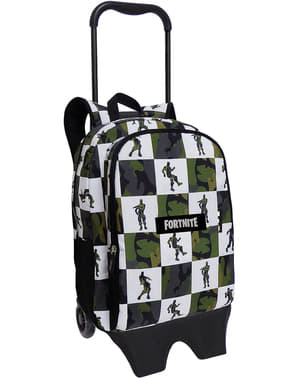 Fortnite backpack with wheels