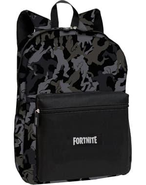 Fortnite-reppu (musta, 42 cm)