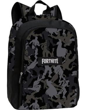 Fortnite ruksak u crnom s mjerama 43 cm
