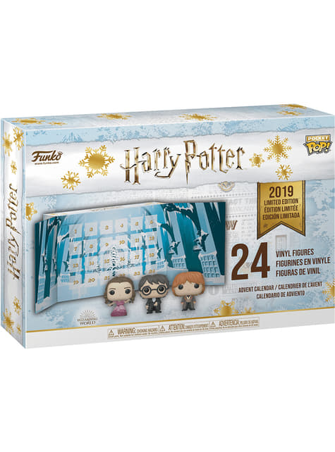 Ημερολόγιο Advent 2019 Funko Harry Potter