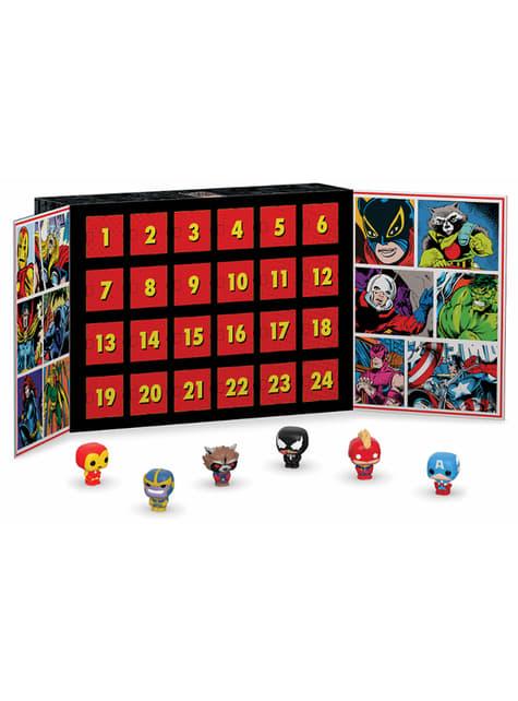 Calendario de Adviento Funko Marvel 2019