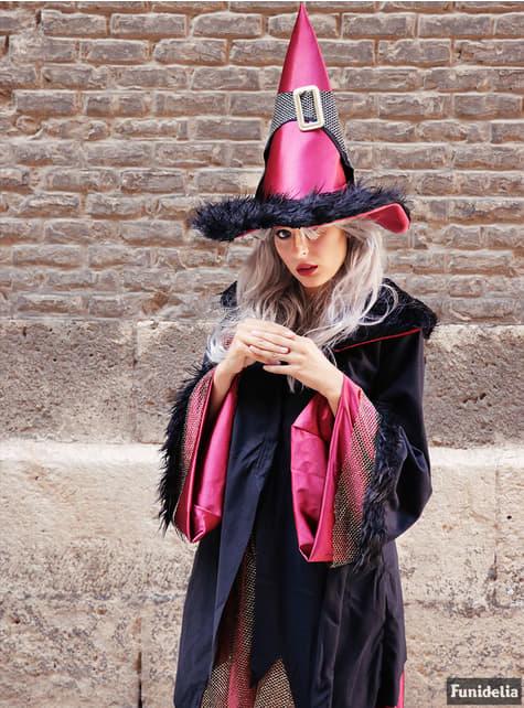 Disfraz de bruja dacha - Carnaval