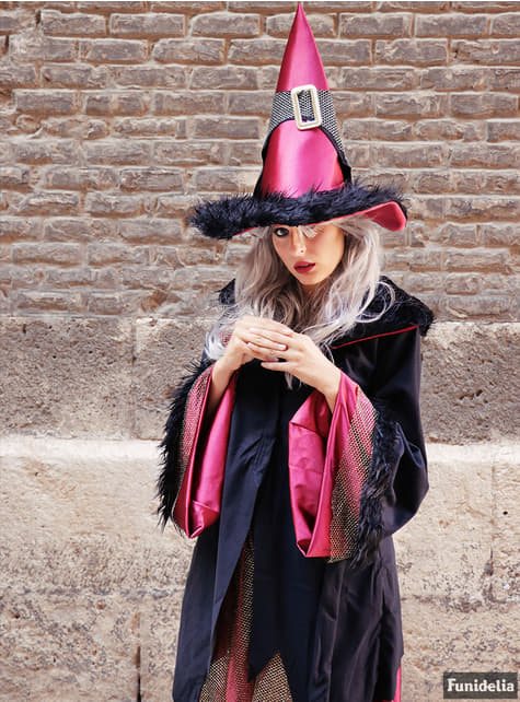 Kostým pro dospělé okouzlující čarodějnice