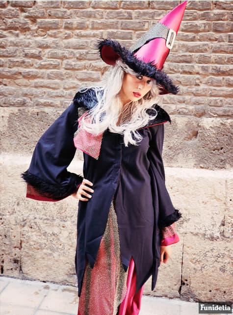 Fato de bruxa de Dacha