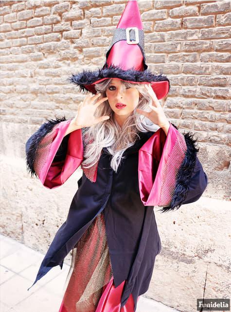 Disfraz de bruja dacha - mujer