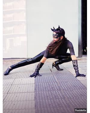 עלייתו של האביר האפל הסוד משאלות Catwoman למבוגרים תלבושות