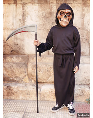 Kostým pro chlapce smrtka