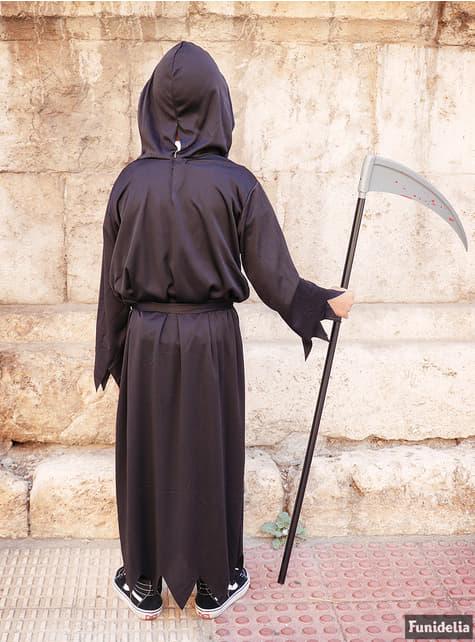 Düsteres Todes Kostüm für Jungen